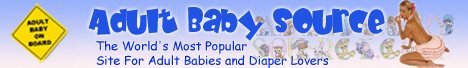 adult baby source- worlds longest running and largest resource